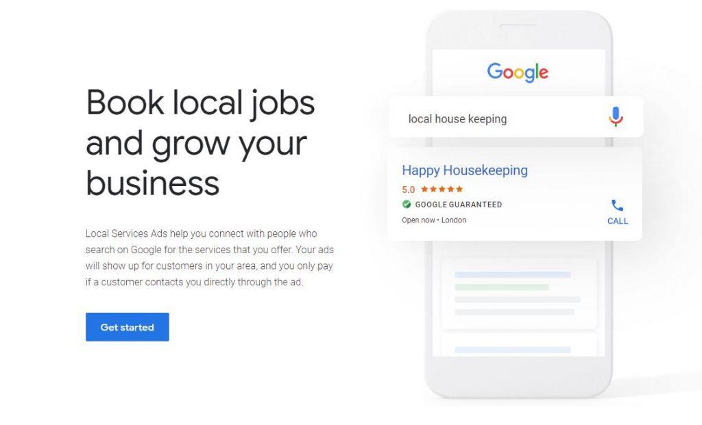 Google Local Service Ad Image
