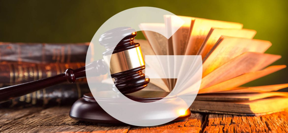google my business law firms
